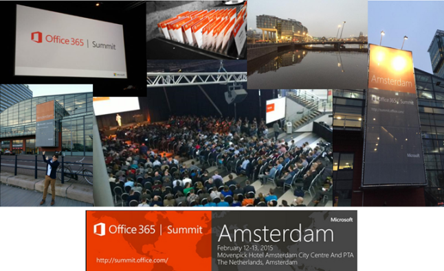 Office 365 summit